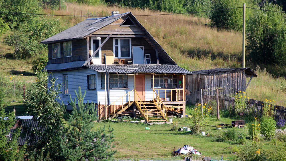 Huisje in de natuur
