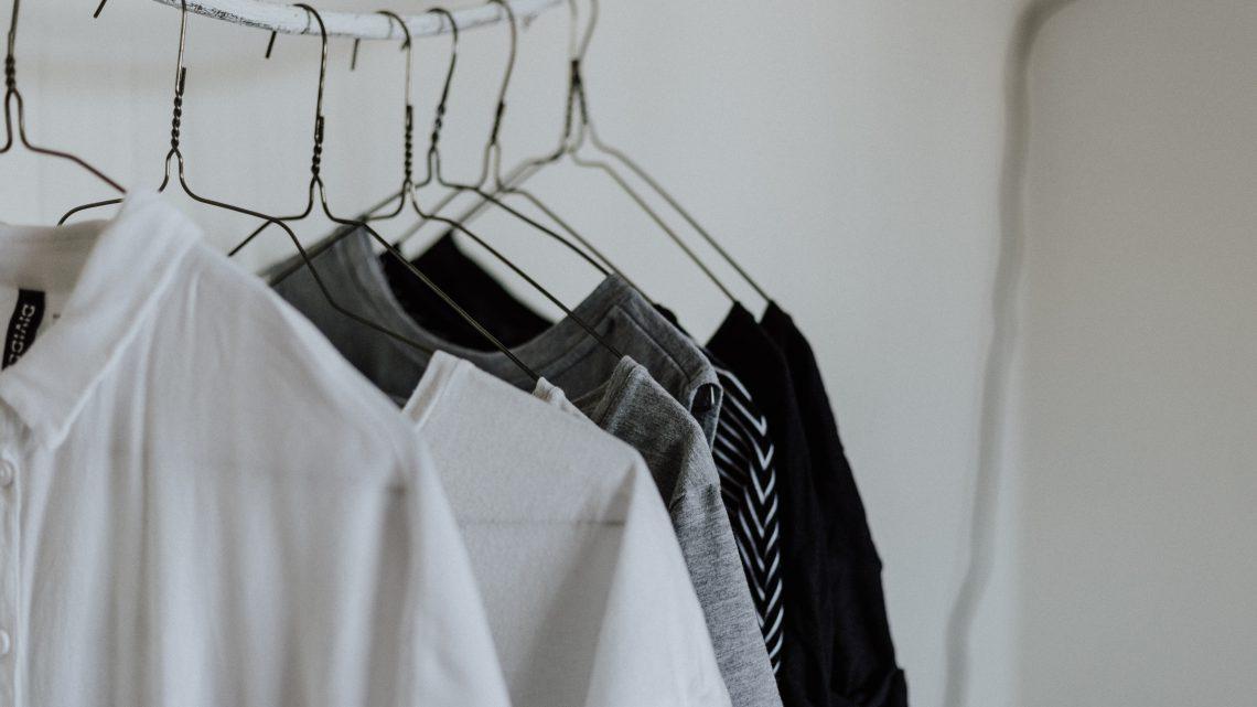 Capsule Wardrobe in de maak