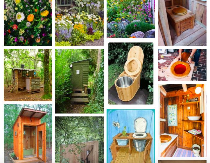 Composttoilet nieuwetijdswonen